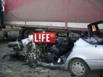 Музыкант г. Любэ погиб в автокатастрофе