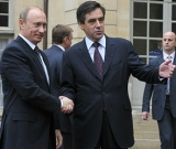 Рабочий визит В.В. Путина во Францию