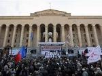 Грузинская оппозиция объявила охоту