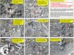 Разрушение гражданских объектов в Южной Осетии