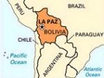 В Боливии пьяный водитель спустил с высоты 300 м. автобус