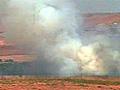 В аэропорту Испании произошло возгорание самолета