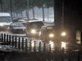 Ливневые дожди с грозами и градом парализовали Нидерланды