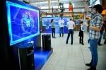 Интерактивная выставка Gillette FutureLab прошла в Казани